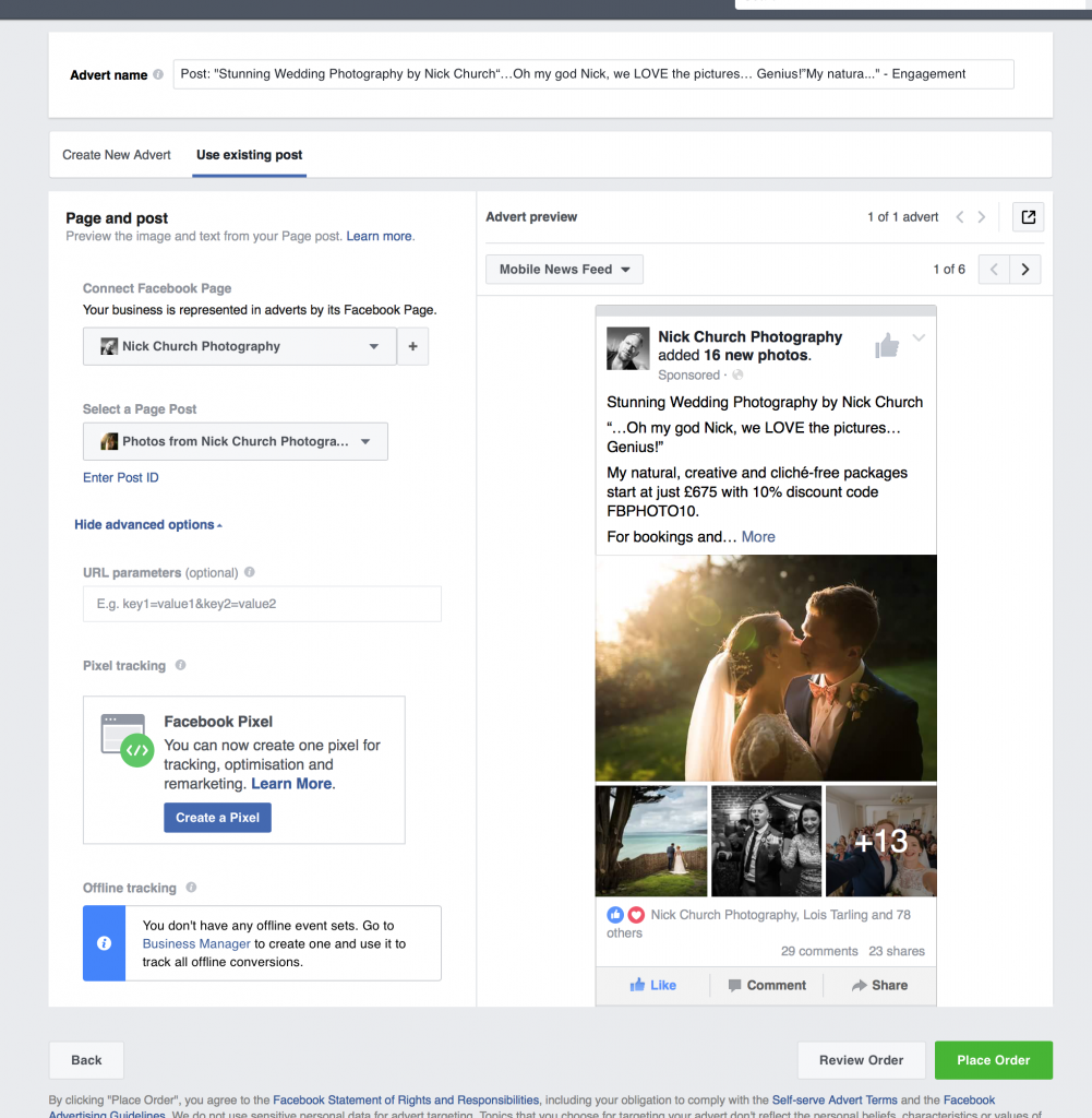 how to get more ad accounts on facebook